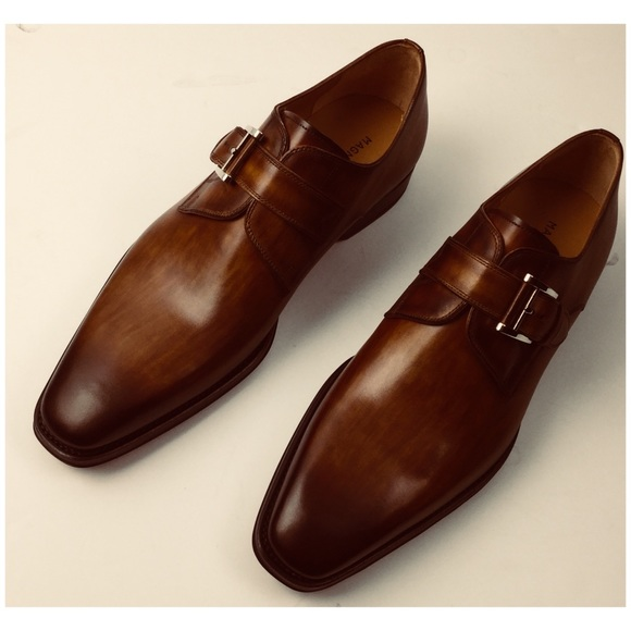 Magnanni Marco Mens Cuero Loafer Shoes